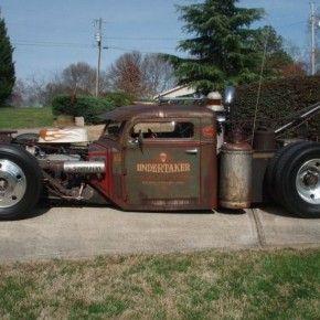 "Rat Rod mack Truck | eBay Find of the Day: ""Diamond T"" Rat Rod Wrecker"