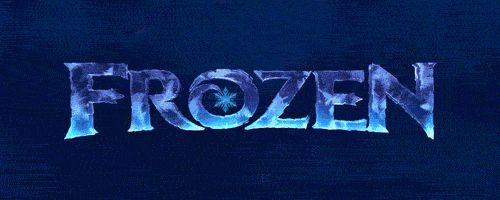 The entire movie of frozen in one gif..... WHAT?!
