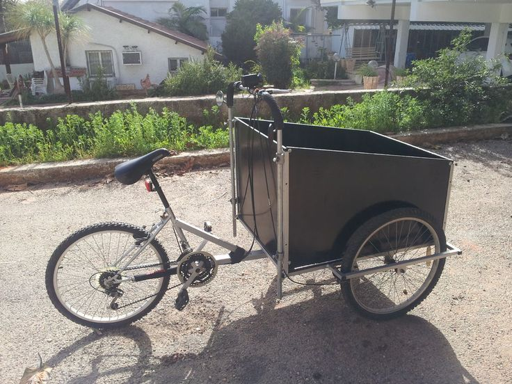 Christiania cargo bike instructable - very thorough
