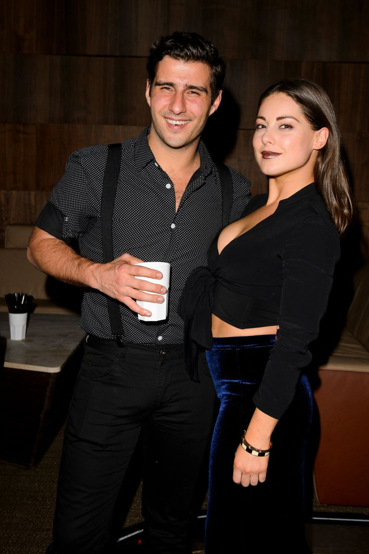 Made in Chelsea's Louise and Alik