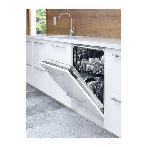 SKINANDE Lave-vaisselle encastrable  - IKEA