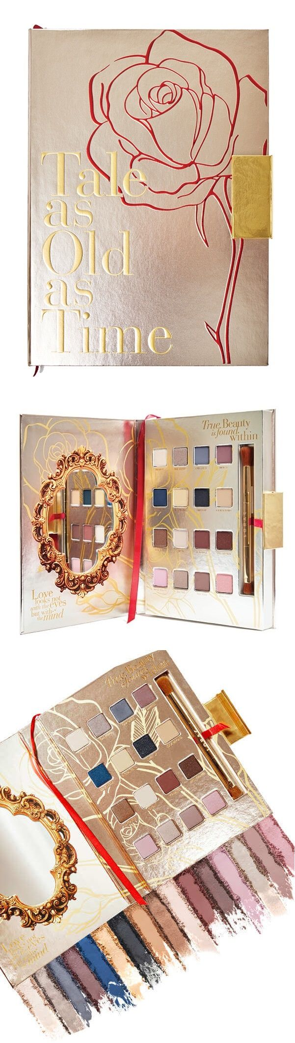 Lorac Disney Beauty and the Beast PRO Eye Shadow Palette – Musings of a Muse