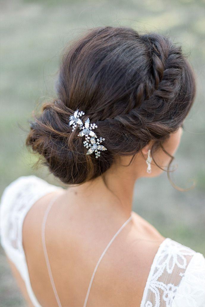 Bijoux Et Accessoires L Atelier De Sylvie Collection 2018 Blog Mariage Cheveux Mariage Chignon Coiffure Mariage Coiffure Boheme Mariage