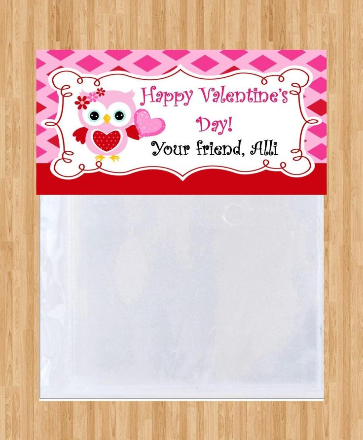 valentine's day bag craft ideas