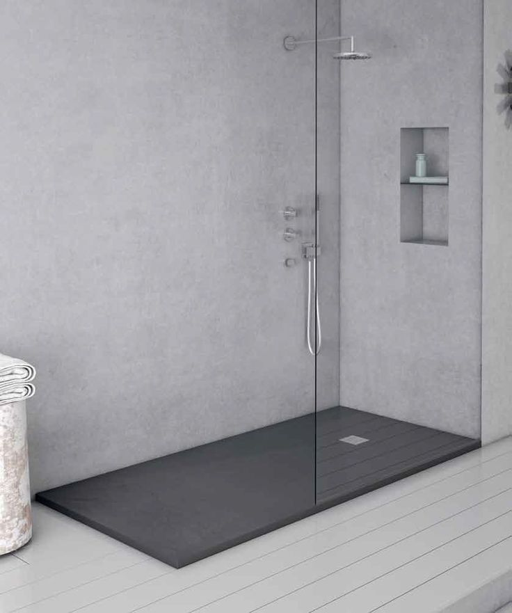 Las 25 mejores ideas sobre carta de colores ral en - Plato de ducha negro ...