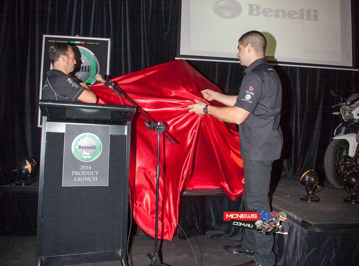 Benelli BN302 unveiled in Melbourne this morning, April 17, 2014. Expected to go on sale this August in Australia for under $6000 + ORC.