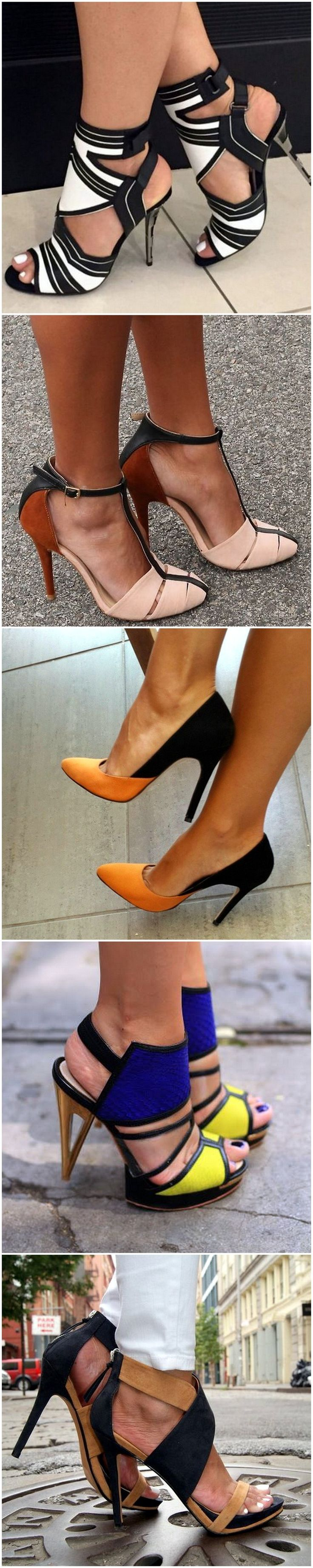 Here is another great Instagram account to follow for shoe lovers. Check out @chalany.high.heels -- Lots of great designer heels and shoe posts. Follow @stylees