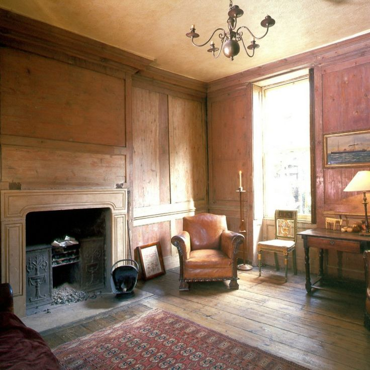 rustic grand victorian living room design | Step inside the historic 4 Princelet Street | House ...