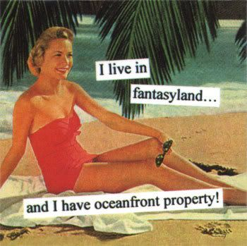 oceanfront property...
