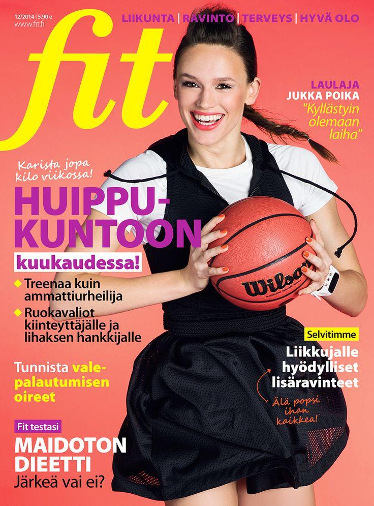 Fit 12/2014 I Kuva Kirsi-Marja Savola I www.fit.fi