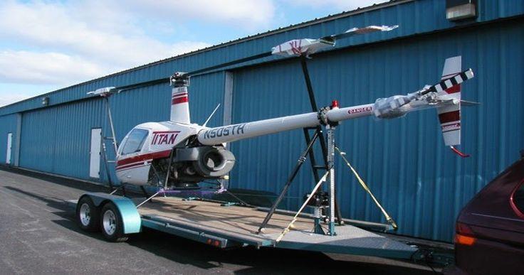 Μετέφερε… ελικόπτερο με πλαστή άδεια κυκλοφορίας