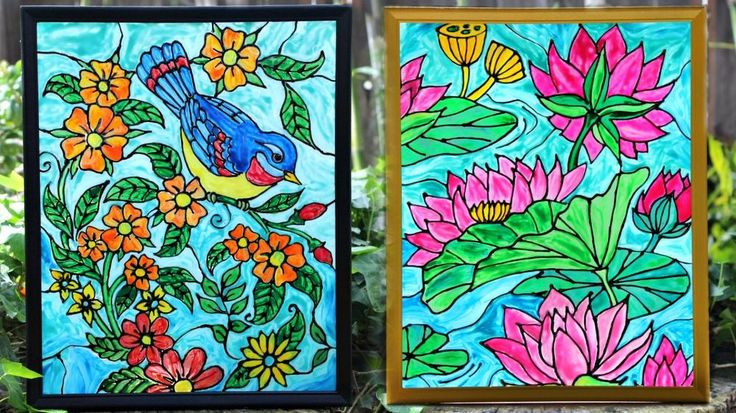 217 best glass painting etching stencils images on for Glass painting templates