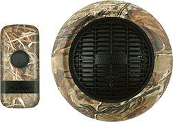 ALTUS BRANDS LLC Sportsman's Wireless Doorbell Camo, EA