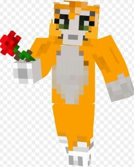 Mr Stampy Cat In Minecraft With A Lovely Ghibli