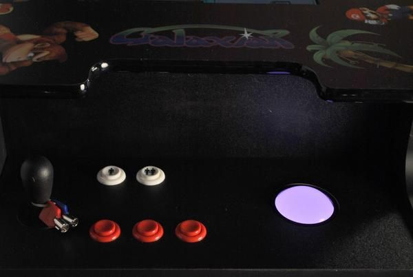Bring the 80's Classics home with this brand new Commercial Grade 60 Games in 1 Cocktail Game Table. This is constructed with the highest quality materials, ...