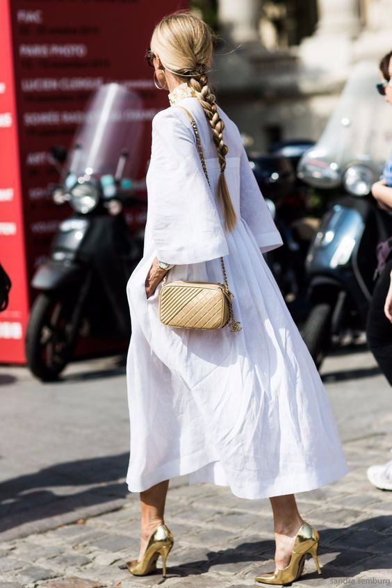In A Search For A Perfect White Dress For Summer
