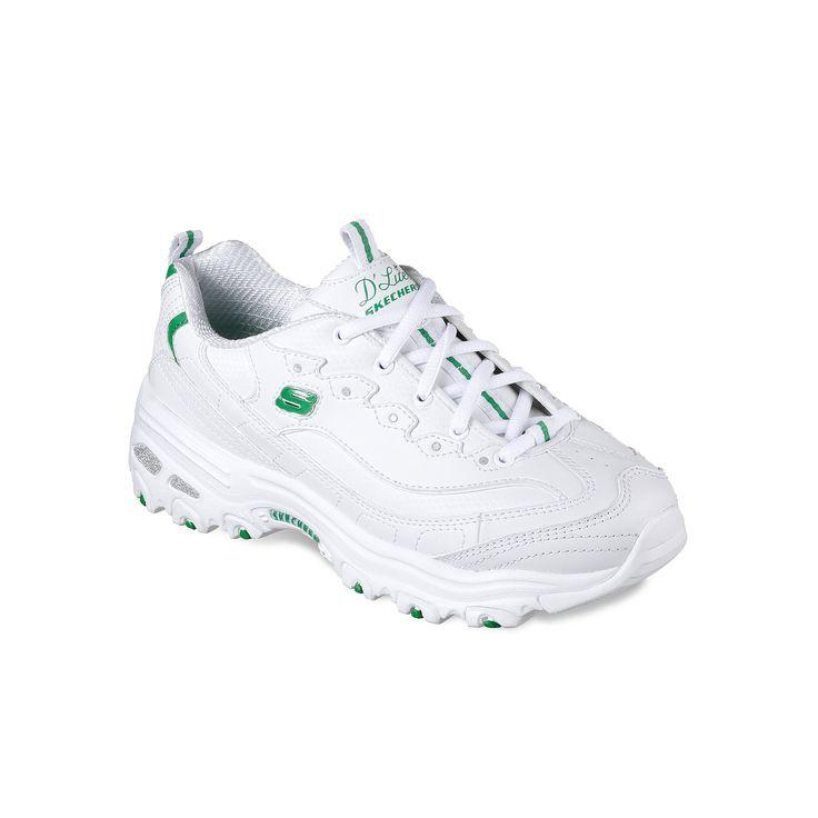 Skechers D'Lites With It Women's Sneakers, Size: 7.5, Lt Purple