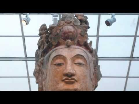 Бодхисаттва, возможно Авалокитешвара (Гуаньинь), династия Северная Ци, п...