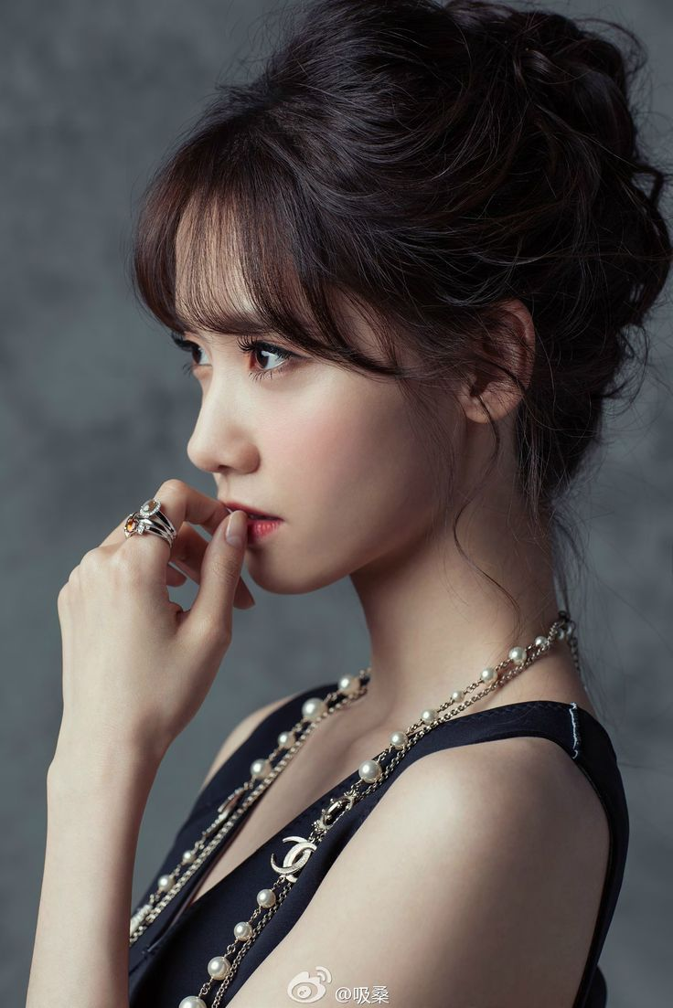 #Yoona #윤아 #ユナ #SNSD #少女時代 #소녀시대 #GirlsGeneration Apr'15 China Elle
