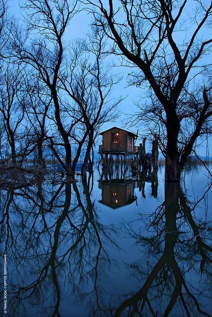 Lakes of Macedonia - Doirani Lake, Kilkis Macedonia Greece