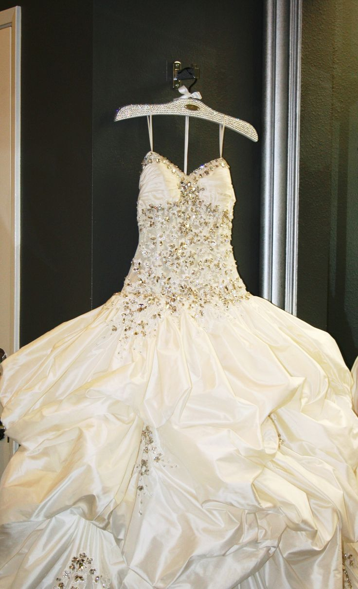 22 best Bridal Hangers, Wedding Hangers, Bridal Gown ...