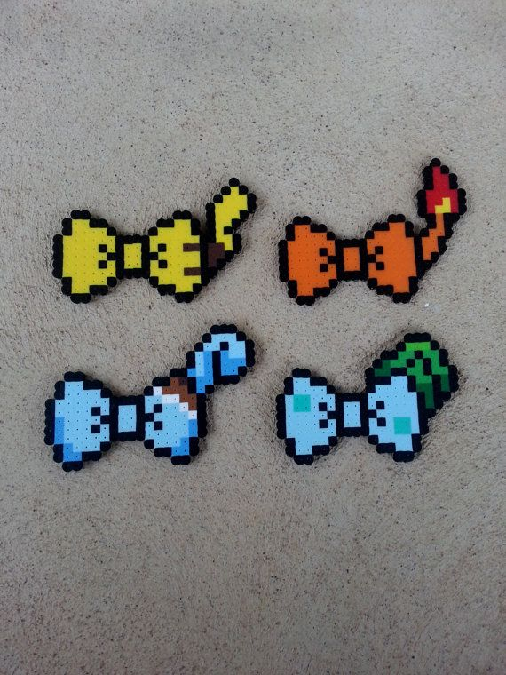 Hey, I found this really awesome Etsy listing at https://www.etsy.com/listing/181158015/hair-bows-or-bow-ties-pokemon-inspired