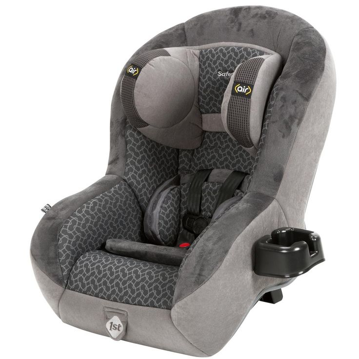 Safety 1st Chart 65 Air Convertible Car Seat in Monorail