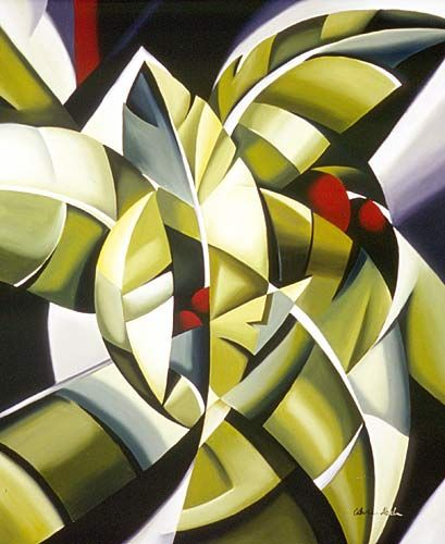 * Catherine Abel - - - Palm Leaves