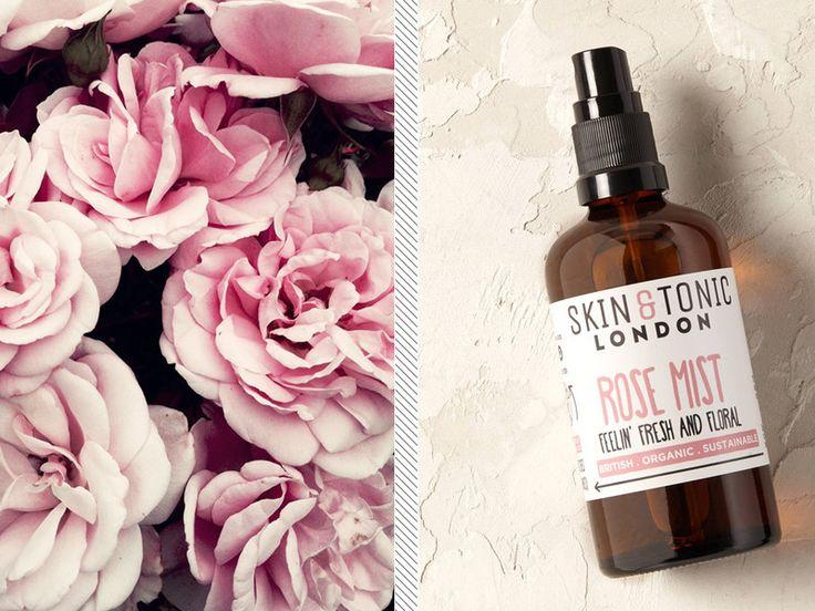 Schöne Haut: Rosenwasser: Das Beauty-Produkt, das alles kann!