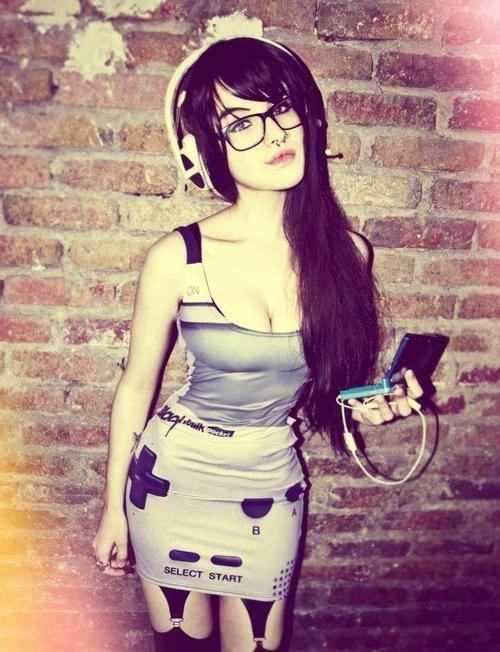 Nintendo Dress i want itttt!