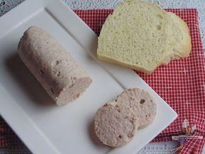 Saucisson à l'ail - fait maison   Recette   Alimentation, Recettes de cuisine, Saucisson