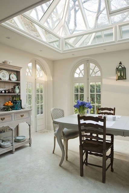 http://www.sun-room.co.uk/ Sun-Room fits beautiful insulated ceilings into your existing conservatory, transforming it into an all-year-round usable room. Our ceiling products keep you