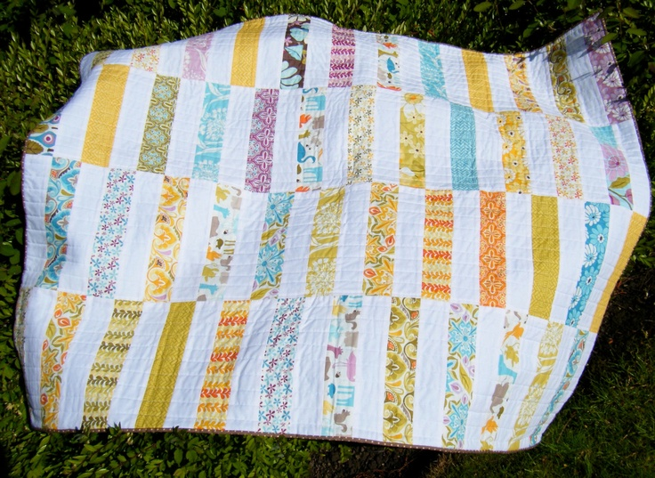 patchwork on central park: African Fabric