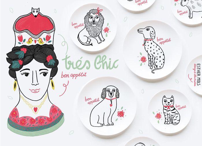Bon appetit – Très Chic | Esther Mols