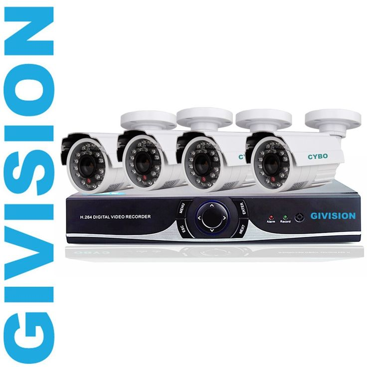 139.28$  Watch now - http://alilw9.worldwells.pw/go.php?t=32674776765 - Home Security cctv camera system 720P 4ch DVR 1200TVL 1.0MP IR outdoor Camera System hdmi 1080P Video Surveillance Kit