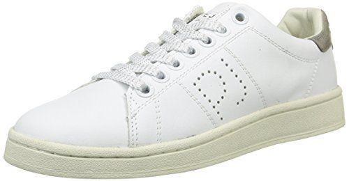 Pepe Jeans London CLUB PLAIN Damen Sneakers - http://on-line-kaufen.de/pepe-jeans/pepe-jeans-london-club-plain-damen-sneakers