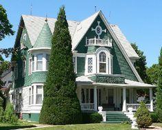 victorian houses #victorianarchitecture