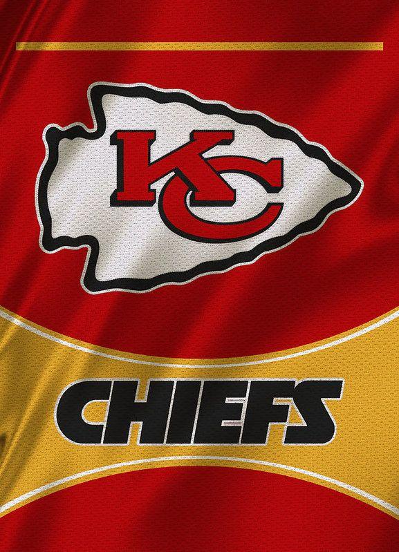 Kansas City Chiefs Uniform Art Print by Joe Hamilton in ...