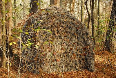 Ghillie Suits 177870: Ghillie Ground Blind Cover - Mossy -> BUY IT NOW ONLY: $173.65 on eBay!