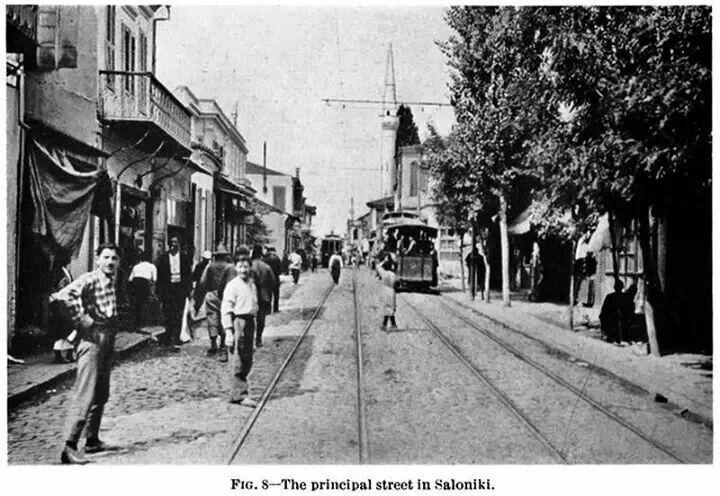 Thessaloniki, 1916
