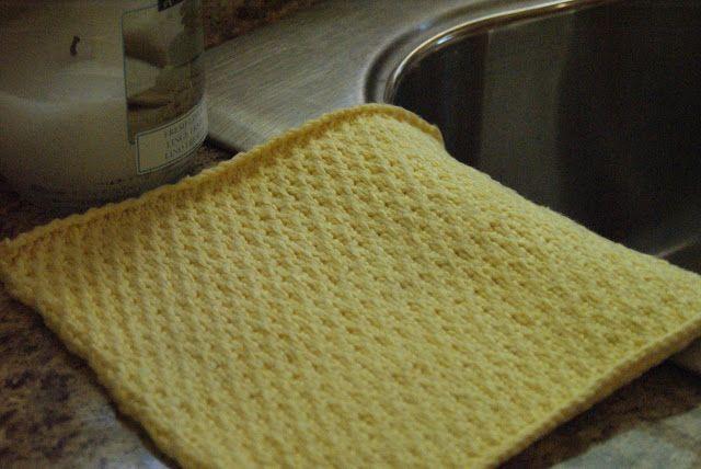 Die 360 besten Ideen zu Knit dishcloths auf Pinterest   Strickmuster ...