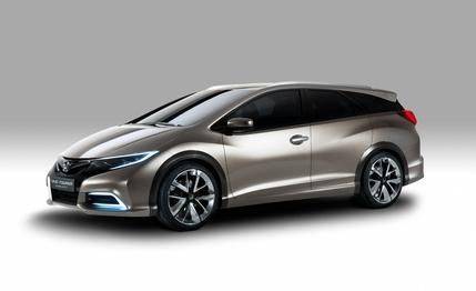 Cool Honda - 2017 #Honda #Civic #Tourer Concept: A Wagon for the Continent    A roomier five-door ... Check more at http://24car.gq/my-desires/honda-2017-honda-civic-tourer-concept-a-wagon-for-the-continent-a-roomier-five-door/