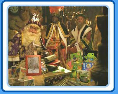 Gratis crea un video personalizado con Reyes Magos o Santa