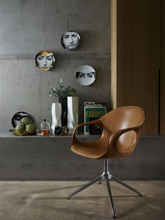 How To Decorate With Fornasetti Plates Decor Minimalist