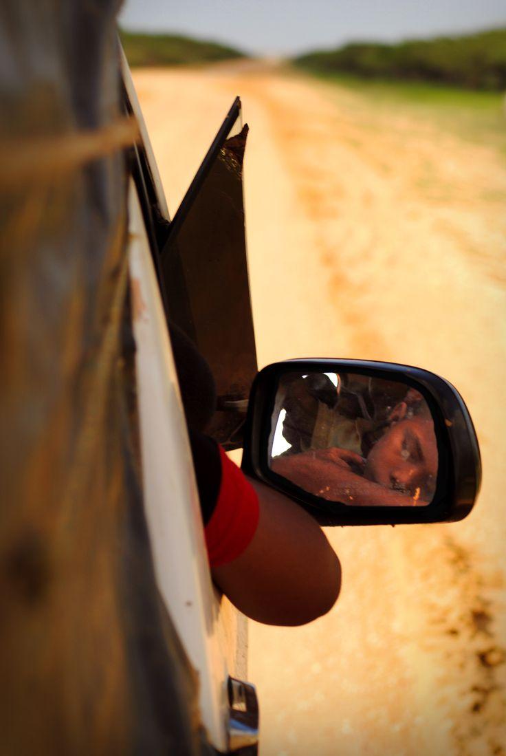 Hard dreams. (Guajira desert)