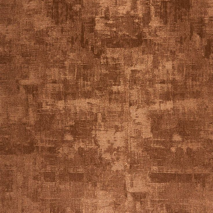 Copper Wallpaper, from the Majestic Collection by Casadeco. Powder Room walls above wainscotting.