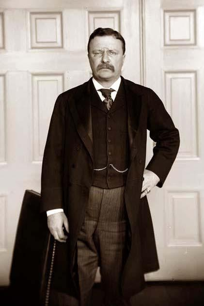 Theodore Roosevelt- 26th President of the United States