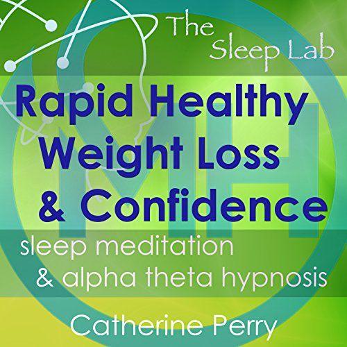 Rapid Healthy Weight Loss & Confidence: Sleep Meditation & Alpha Theta Hypnosis with The Sleep Lab Reviews