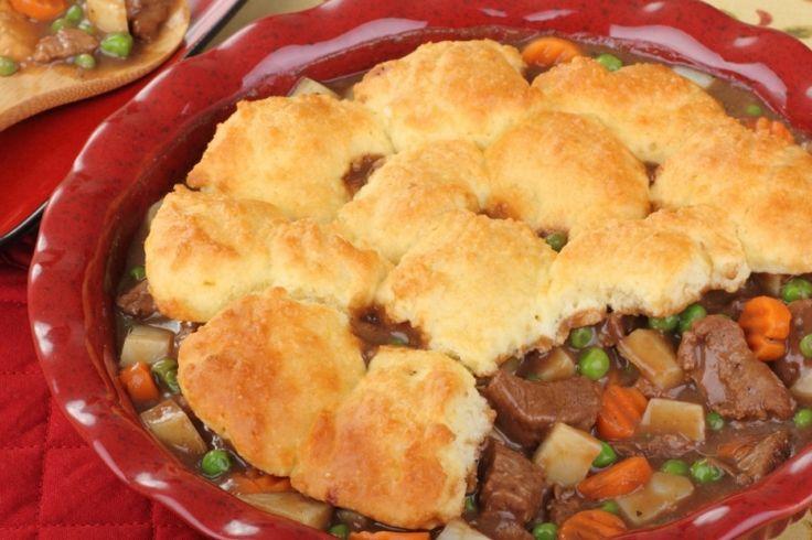 Une vraie recette d'automne...Le pâté au boeuf, pomme de terre et carotte