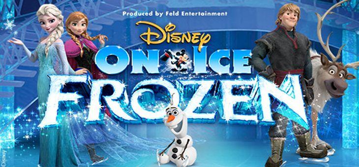 Disney On Ice Presents Frozen - Tixbag.com AT Talking Stick Resort Arena, 201 E Jefferson St, Phoenix, AZ 85004, USA